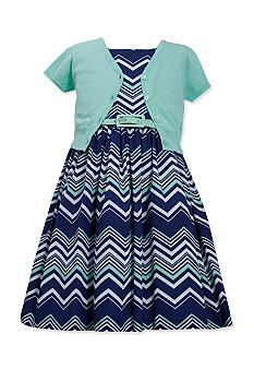 plus chevron dress 7 day