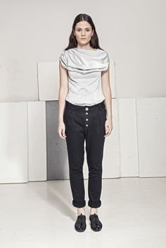 Triko přepínací s dlouhým rukávem – MOLO7 Normcore, Blouses, Shirts, Style, Fashion, Swag, Moda, Fashion Styles, Fasion