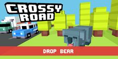 Drop Bear! #crossyroad