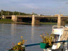 Новый мост через р. Волгу