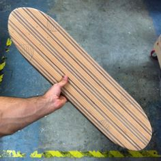 See how Houston, Texas based Side Project Skateboards, a one-man operation, handcrafts skateboards from a variety of found and recovered hardwoods. Make A Skateboard, Skateboard Decks, Wood Slab, Deconstruction, Make Design, Custom Leather, Skateboards, Wood Species, Wood Grain