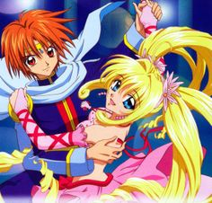 Kaito and Lucia / rucia Mermaid Melody
