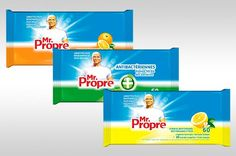 Lingettes Mr. Propre
