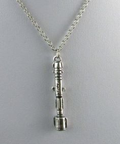 CALLING WHOVIANS EVERYWHERE!!!!!!!!!! WHOVIAN FANDOM!!!!!! WHOVIAN FANDOM!!!!!!!!! Sonic Screwdriver Necklace!!!!!!! So all u have to pay is p&p but that's it!!!!!!!!!!!!!!!!!!