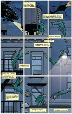 From Immortal Iron Fist vol. 1 #3 (February 2007)