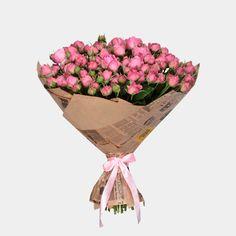 Артикул: 035-273                       Расскажите о нас друзьям: Состав букета: 39 веток кустовой розы розового цвета, оформление Размер: Высота букета 60 см Роза: Выращенная в Украине http://rose.org.ua/bukety-iz-roz/1507-tvoj-nezhnyj-potseluj.html #букеты #букетроз #доставкацветов #RoseLife #flowers #SendFlowers #купитьрозы #заказатьрозы #розыпоштучно #доставкацветовкиев #доставкацветовукраина #срочнаядоставка #заказатьрозыкиев