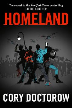 Fox sends fraudulent takedown notices for my novel Homeland | Cory Doctorow's…