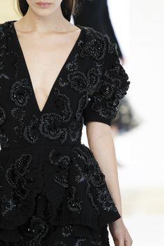 Christian Dior Fall 2016 Couture Fashion Show Details