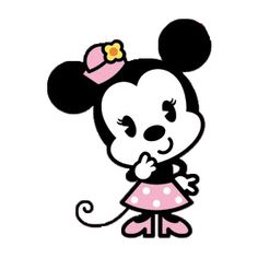 Minnie Mouse PNG by Niki122