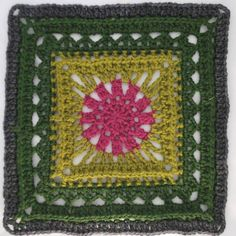 The Kalevala CAL is a blanket project where each participant can crochet their own Kalevala inspired blanket. square patterns, joining and the border, several languages. Crochet Block Stitch, Crochet Blocks, Crochet Squares, Crochet Granny, Knit Crochet, Crochet Patterns, Granny Squares, Crochet Afghans, Happiness Blog