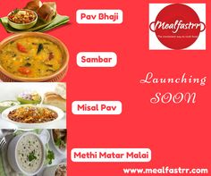 Launching Soon, Pav Bhaji, No Cook Meals, Shop Now, Product Launch, Cooking, Food, Meal, Kochen