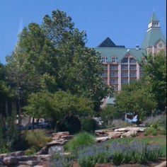 Chateau on the Lake, Branson, MO