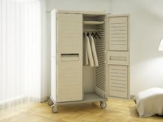 Starsys Mobile Wardrobe Cabinet