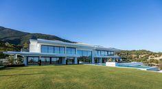 5 bedroom luxury Villa for sale in Marbella, Spain - 85412105 Ibiza, Home Cinema Room, Home Theater, The Doors, Marbella Old Town, Marbella Spain, Villas, Indoor Sauna, Spa Interior
