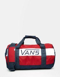 Vans - Anacapa V0XRJ54 - Sac polochon - Rouge