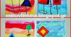 Όταν όλα μπερδεύονται γλυκά σε μια τάξη νηπιαγωγείου ... θερμά και ψυχρά χρώματα , σχήματα , μεγέθη ,φαντασία,δημιουργικότητα κλπ,ιδού... Blog