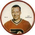 1968-69 Shirriff Coins #PH-12 Pat Hannigan Front