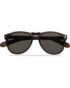 9bc8cf8926e74 Tom Ford Flynn FT0291 Sunglasses Dark Havana