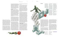 Reportaje sobre el orgullo. Suplemento ES. La Vanguardia. Georgina mIret