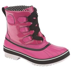 @Shannon Paul- good boots for you.  Sorel want these For my trip