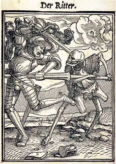 Hans Holbein The Younger Dance Of Death Woodcut