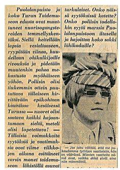 Notorious! Postikorttien Turku