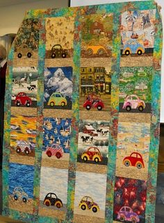 "Cape Cod Quilters Love the ""Bug"" quilt."