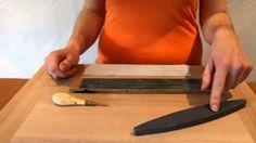 Fabrication d'une Alène aux Pinces - www.cuirtextilecrea.com