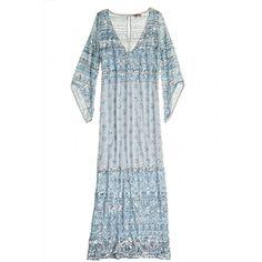 Calypso Bridal - Hajari Hand Sequin Embellished Caftan