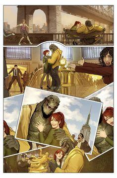 Suicide Squad Killer Croc and June Moon Comic Book Artists, Comic Books, Killer Croc, Dc Memes, Batman Family, Dc Characters, Detective Comics, Marvel Vs, Cute Comics