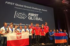 Hungarian students won the Olympic Games of robotics