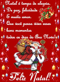imagens-de-natal-e ano-novo-1d83a4.gif (500×680) Christmas And New Year, All Things Christmas, Happy New Year Pictures, Merry Chistmas, Christmas Messages, New Years Decorations, Seasons Of The Year, Safari Animals, Nature Quotes