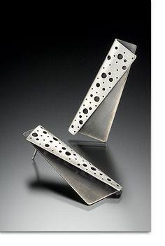 Earrings   Maja Designs. Sterling Silver
