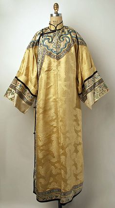 Robe  Date: 20th century  Culture: Chinese