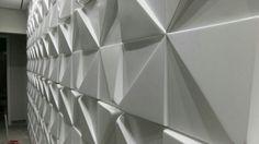 Revestimento Cimentício  Cata-vento 40x40. Encontre em Mundo do Construtor Design em Concreto