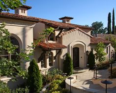 Mediterranean Exterior Design, Pictures, Remodel, Decor and Ideas - page 12