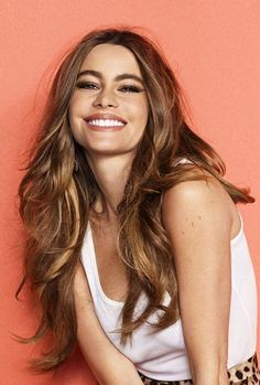 Sofia Vergara.... the perfect hair