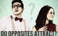 DO OPPOSITES ATTRACT? - http://www.besocial.com/blog/do-opposites-attract/ #opposites #attract #dating #onlinedating #besocial