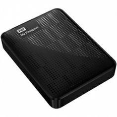 28b864bf0 WD 500GB Passport Essential Portable USB 3.0 and USB 2.0 2.5