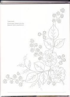ru / Фото - Candlewick Embroidery - irislena - My site Hand Embroidery Patterns Free, Hand Embroidery Videos, Embroidery Flowers Pattern, Embroidery Monogram, Hand Embroidery Stitches, Crewel Embroidery, Hungarian Embroidery, Machine Embroidery, Brazilian Embroidery