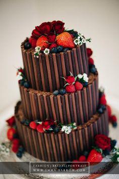 chocolate cigarello cakes - Google Search