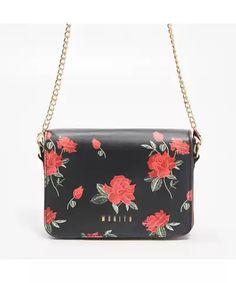 Mohito - Malá kabelka s růžemi - Vícebarevn