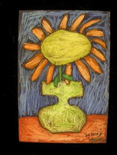Tips are given for using oil pastels, and examples of successful oil pastel artworks are provided. Teach Kids Art site.