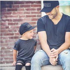 To Little Arrows Legend & Legacy Snapback Hat Set | Trendy Trucker Hats for Babies & Toddlers!
