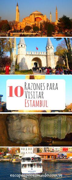 Estambul, 10 razones por la que debes ir| Travel dastination | Travel Inspiration | Travel Around The World