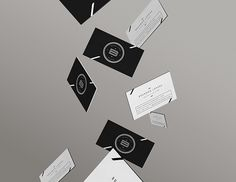 S E L F B R A N D I N G on Behance #business #cards #self #branding #logo