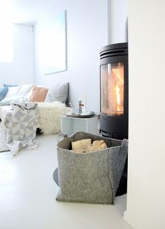 Ever considered a log burner in your bedroom? Dream the dream with Bell of Northampton