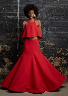 The Best of New York Fashion Week Fall 2015 - Rosie Assoulin Fall 2015