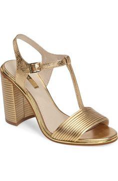 afea0c96f2e Louise et Cie Gabbin T-Strap Sandal (Women)