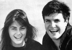 Yasmin and Simon Le Bon.